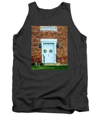 Fredericksburg Baptist Church Tank Tops