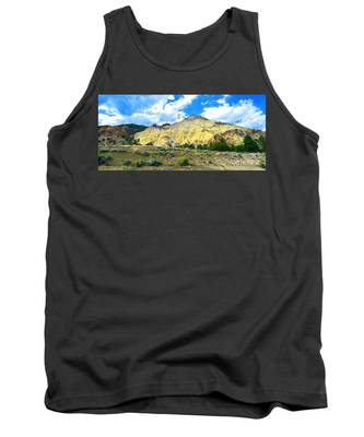 Big Rock Candy Mountain - Utah Tank Top