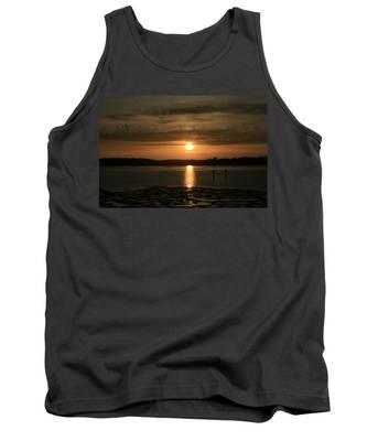 Bodega Bay Sunset II Tank Top