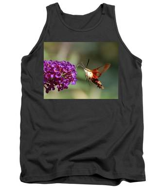 Hummingbird Moth Tank Top