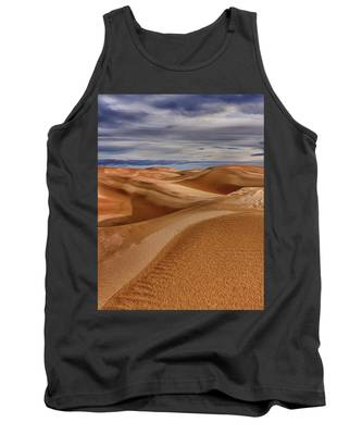Lines To Infinity Tank Top