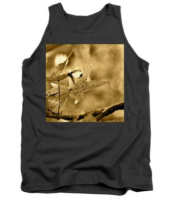 The Gum Leaf Tank Top