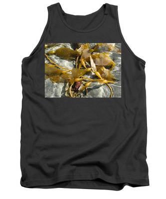 Seaweed On Sand Tank Top