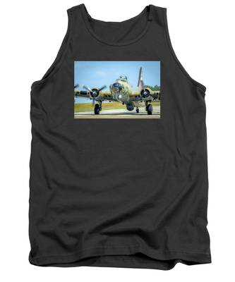 Boeing B-17g Flying Fortress   Tank Top