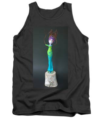 Dragonfly Will O' The Wisp Tank Top
