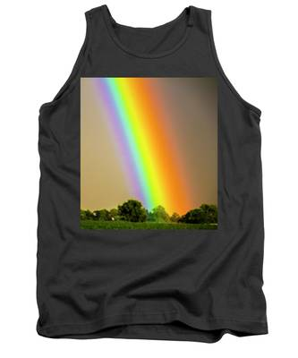 Tank Top featuring the photograph A Spectrum Of Nebraska 002 by NebraskaSC