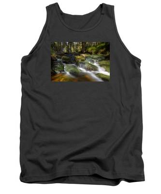 A Touch Of Light Tank Top