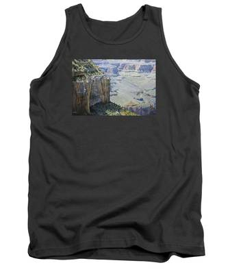 Afternoon At The Canyon Tank Top