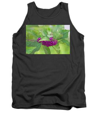 American Beautyberry Tank Top