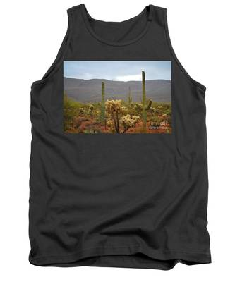 Arizona's Sonoran Desert  Tank Top