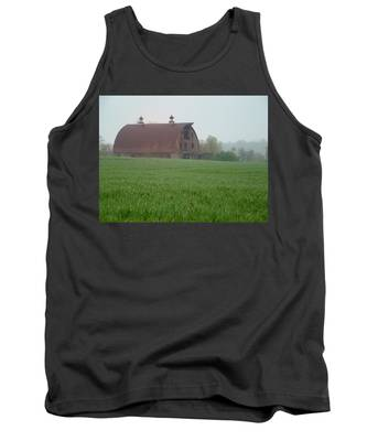 Barn In Summer Tank Top