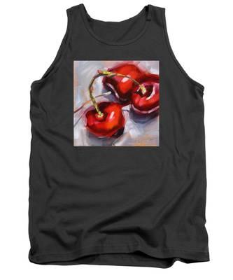 Bing Cherries Tank Top