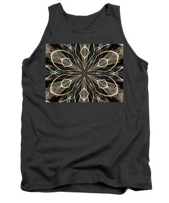 Butterfly Lace Tank Top