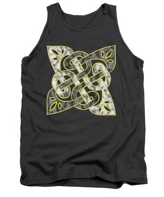 Celtic Dark Sigil Tank Top