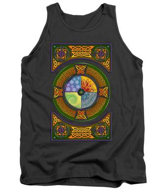 Celtic Elements Tank Top