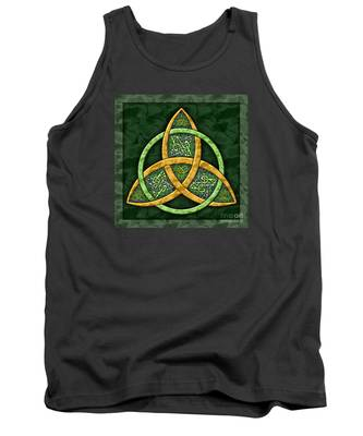 Celtic Trinity Knot Tank Top