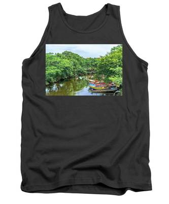 Down By The River Tank Top