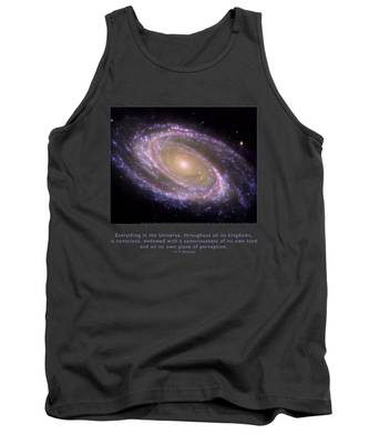 Everything Is Conscious Tank Top