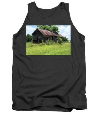 Farmhouse Abandoned Tank Top