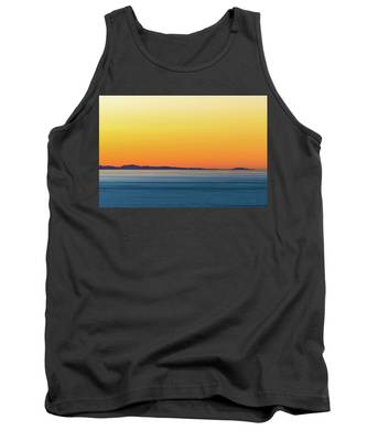 Golden Sunset Series I Tank Top