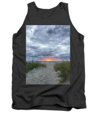 Hope On The Horizon Delray Beach Florida  Tank Top
