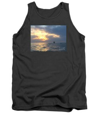 Watching Over The Inlet Tank Top