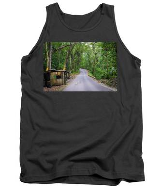 Lonely Country Road Tank Top