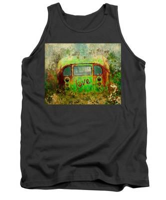 Love Bus Tank Top