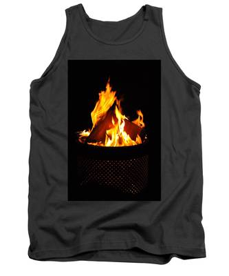 Love Of Fire Tank Top