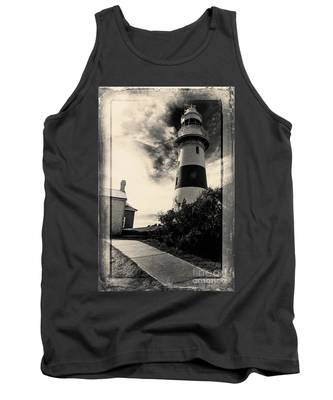 Low Head Lighthouse Tank Top