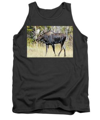 Moose On The Move Tank Top