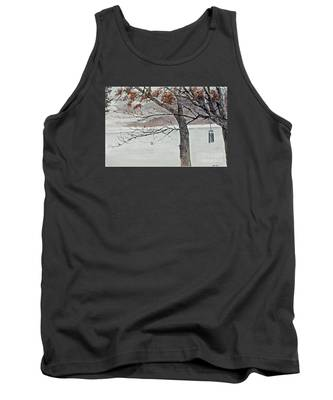 Music Of The North Wind Tank Top