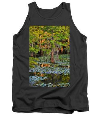 Tank Top featuring the photograph Naked by Skip Hunt