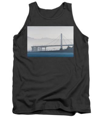 Oakland Bay Bridge Tank Top