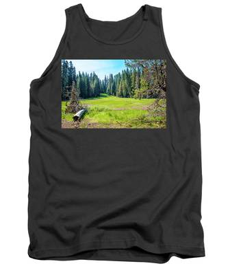 Open Meadow- Tank Top