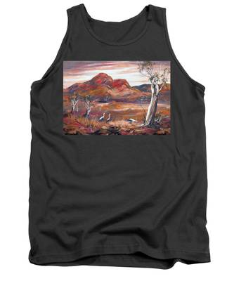 Pilbara, Outback, Western Australia, Tank Top
