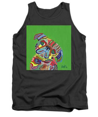Puggy Love Tank Top