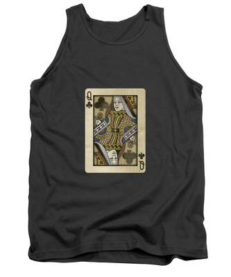 Designs Similar to Queen Of Clubs In Wood