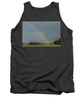 Rainbow On Valhalla Dr. Tank Top