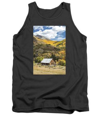 Shack With Relics Tank Top