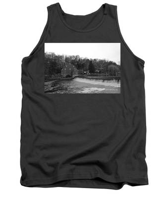 Shadows On The Mill In Clinton Tank Top