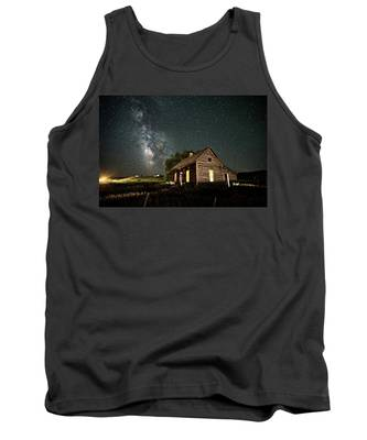 Star Valley Cabin Tank Top