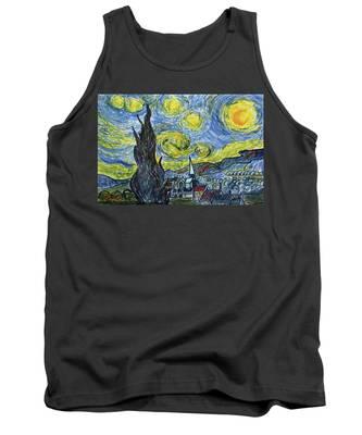 Starry, Starry Night Tank Top