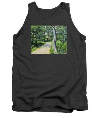 Start Of The Trail Tank Top