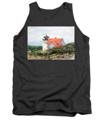 Summer In Maine Tank Top