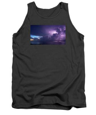 Sunrise Thunderstorm Tank Top