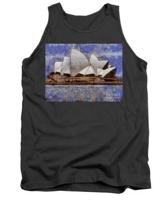 Sydney Opera House Tank Top