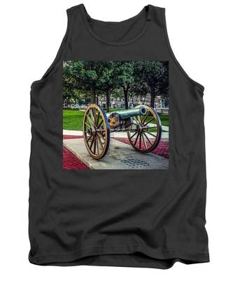 The Cannon In The Park Tank Top