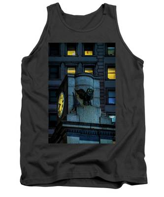 The Herald Square Owl Tank Top