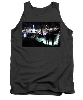 The Walk Into Town- Tank Top